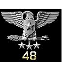 Colonel Service Star 48