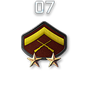 Lance Corporal 2 Star