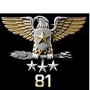 Colonel Service Star 81