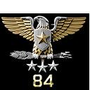 Colonel Service Star 84